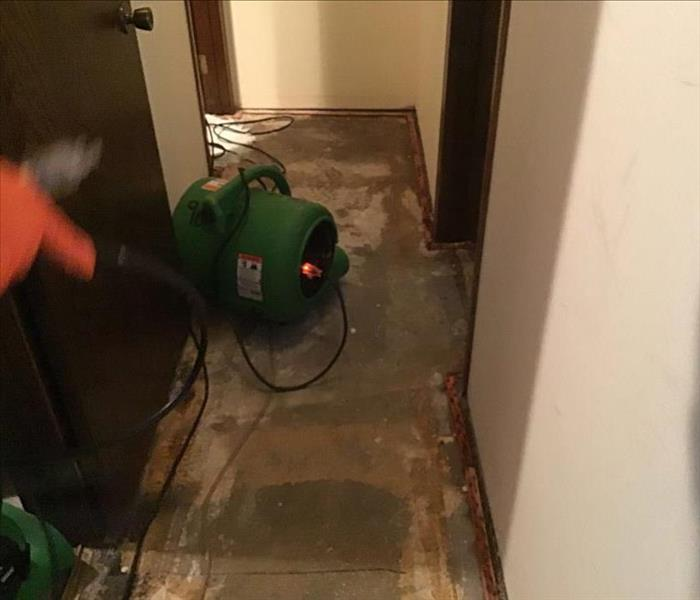 Water Damage Cleanup in Coon Rapids After