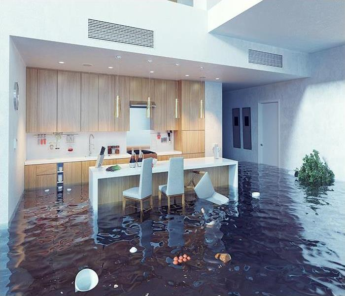 Storm Damage Our Flood Damage Experience Makes Us An Excellent Choice For Homeowners In Columbia Heights