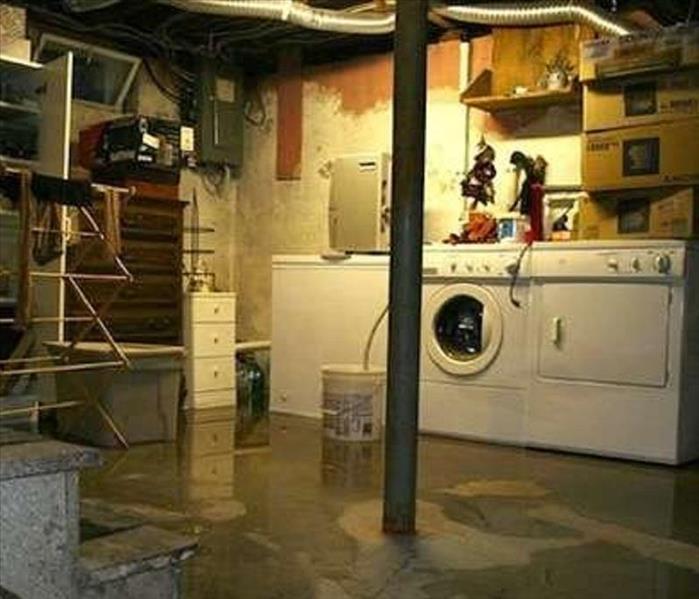 Water Damage 3 Ways to Prevent Water From Getting Into Your Basement This Spring