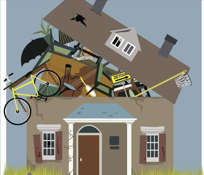 Why SERVPRO Why Do Property Owners in Anoka and Individuals Rely on SERVPRO for Cleanup and Sanitation after a Hoarding Discovery?