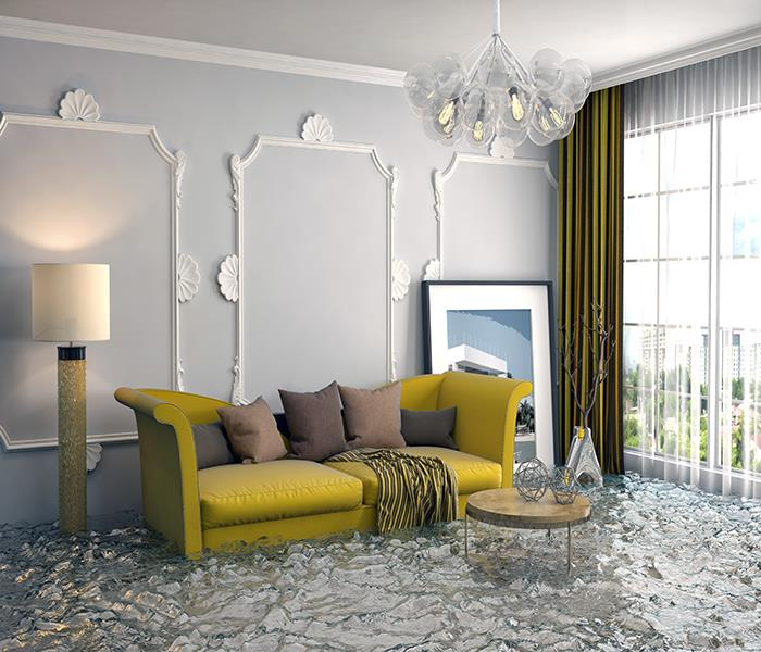 Water Damage Water Removal Is A Crucial Part Of The Water Damage Restoration Process