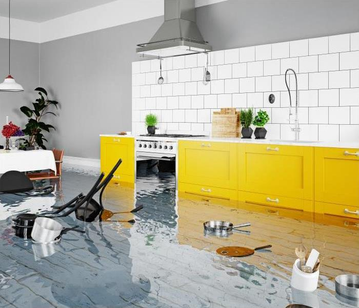 Water Damage We Can Restore Your Home In Anoka To Pre-Damage Condition After A Water Damage Disaster