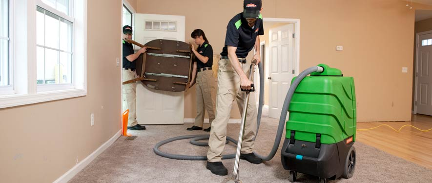 Coon Rapids, MN residential restoration cleaning